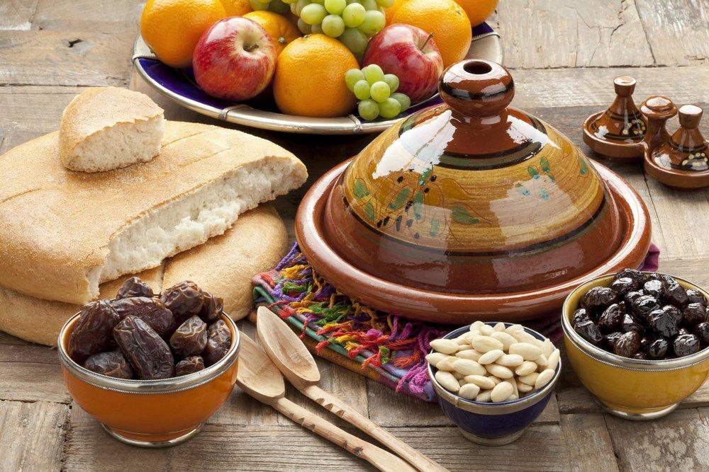Healthy Moroccan Cuisine