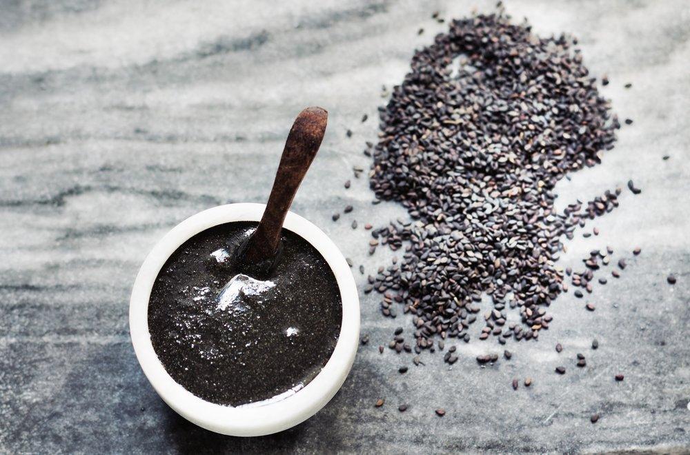 Moroccan sauces Tahini