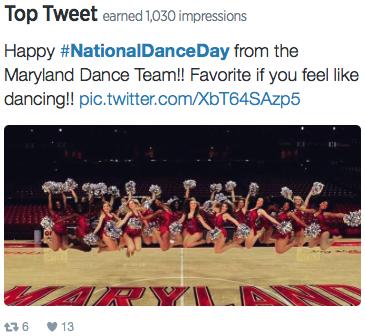 Top Tweet from July 2015.