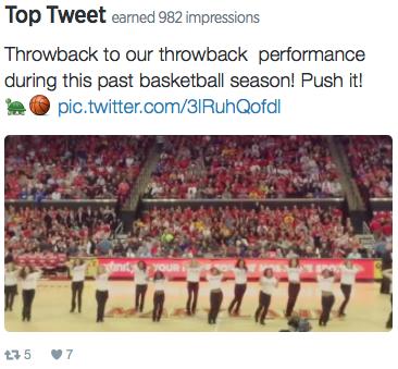 Top Tweet from June 2015.