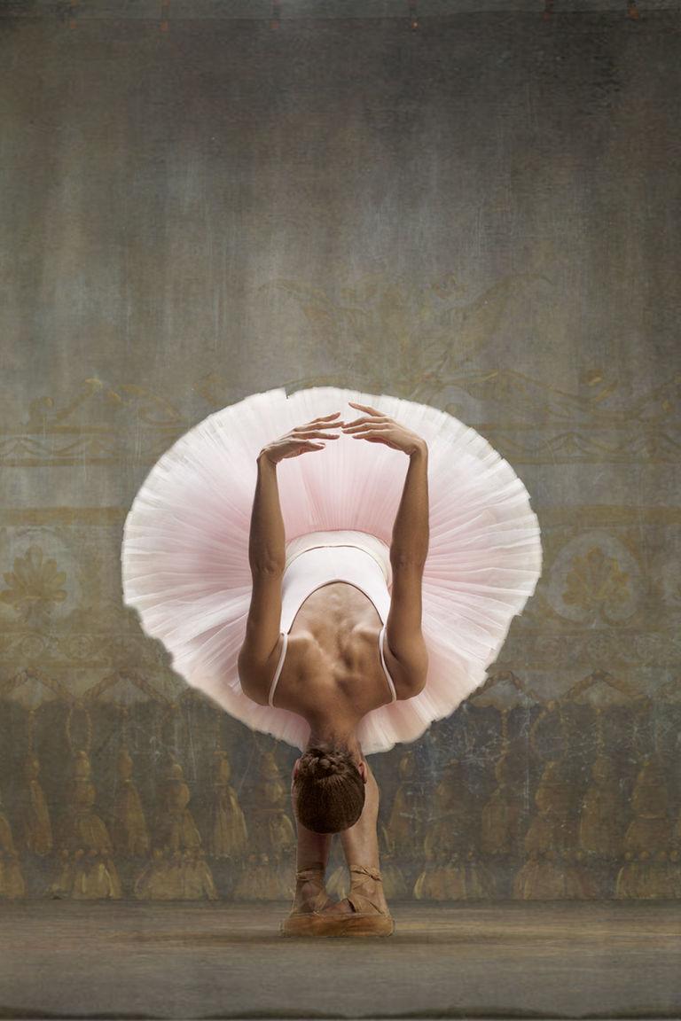 Photography: Ken Brower & Deborah Ory;  Mirella  leotard,  Claudia Folts  tutu.