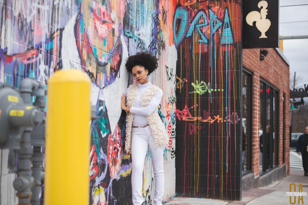 Photographer:  Olasubomi Adesoye , Creative Director: Cheyenne Fogg, Model: Logan Nelson