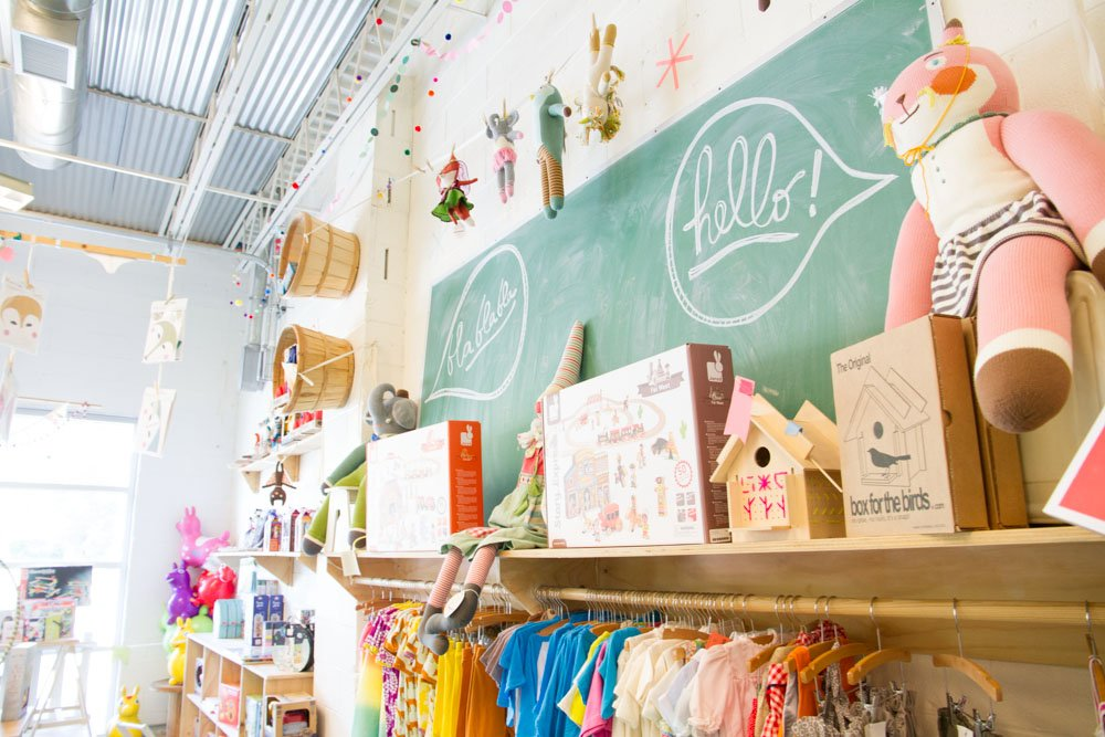 Photo of Treehouse Kid & Craft, taken from their website