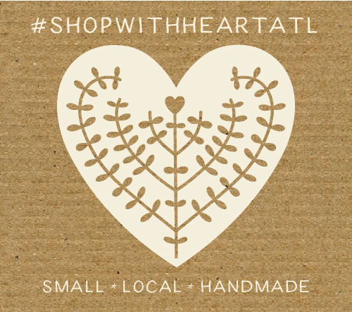 Feel free to post this pic to your own social media accounts to help spread the word of using this hashtag to help locals shop small, local and handmade.
