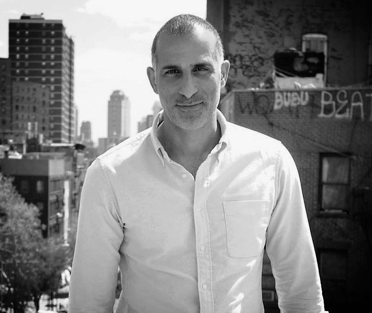 Shahar Shamir - Brooklyn Sesame's Founder.