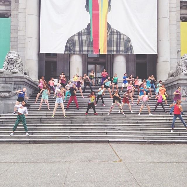 FLASHMOB AT VAG