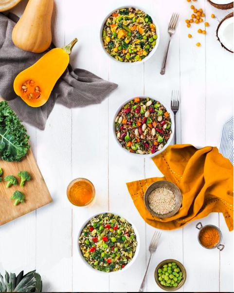 Luvoinc food social media
