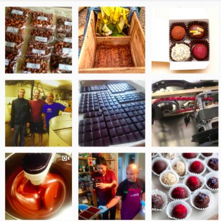 Kasama chocolate social media strategies
