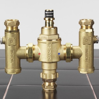 Thermostatic Mixing Valves Learn more...