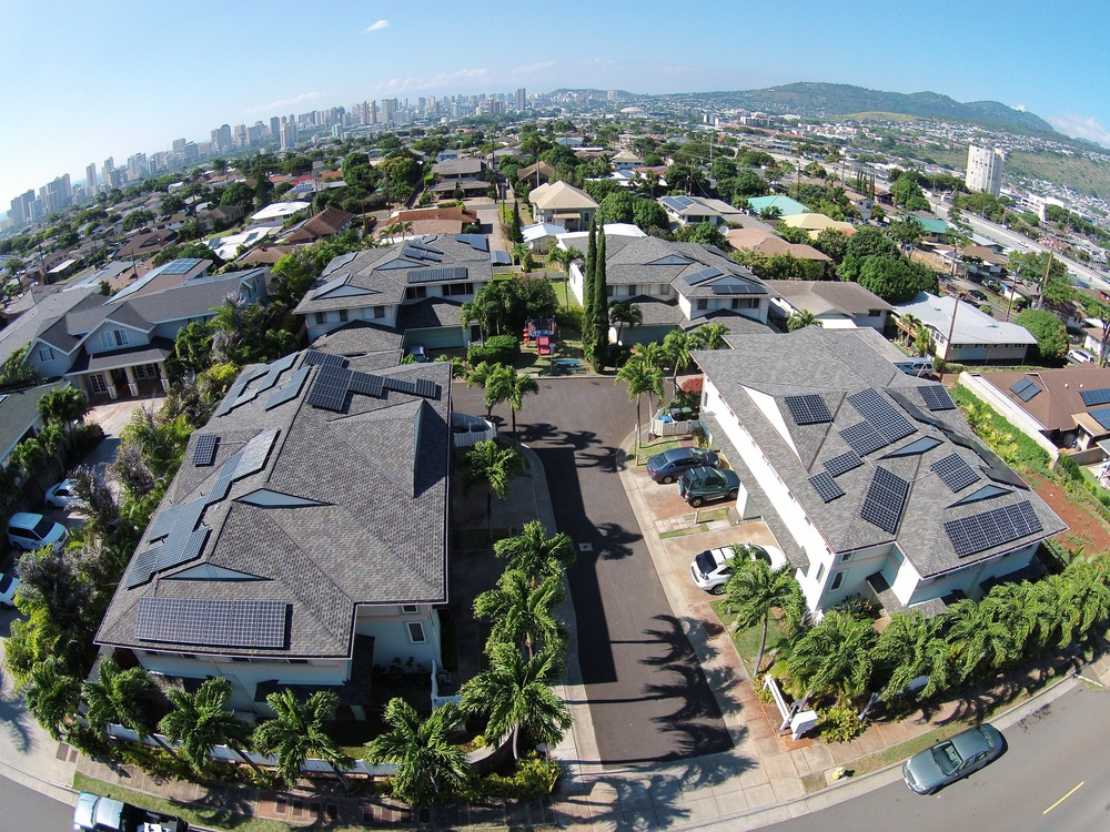 Hawaii Roofing company