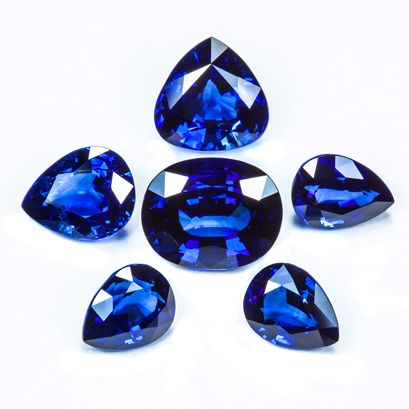 oval-and-pear-cut-sapphires