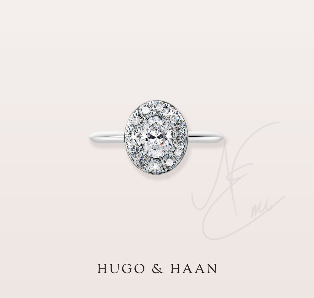 Preparing for a special Christmas - Our client has approached us to help him realise a beautiful and timeless diamond engagement ring ready for a proposal under the Christmas tree.