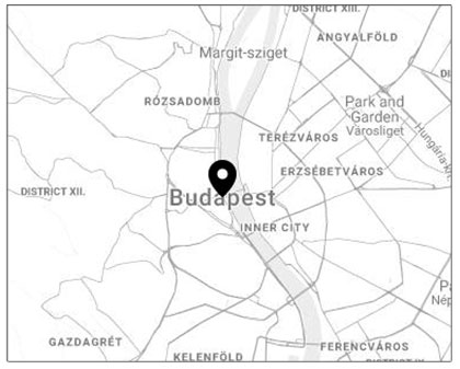Budapest - Hungary - To book a complimentary consultation with Emi in Budapest, please send us an email with your enquiry.