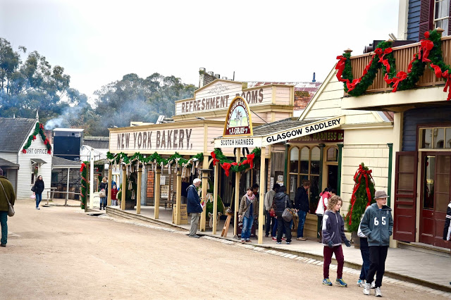 Sovereign Hill Is One Of The Best Places In Victoria For Visitors To Immerse Themselves Rich And Lasting Legacy That Discovery Gold Has