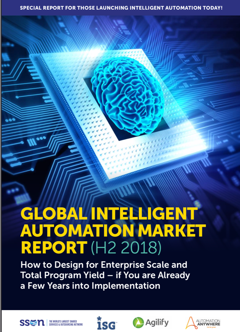 Automation Market Report - H2 2018