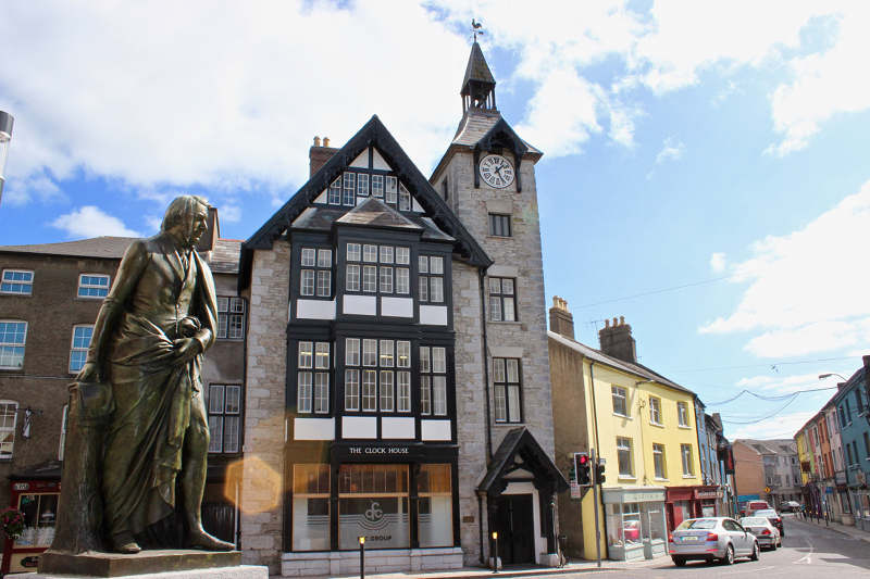 Walking tours of Mallow - Learn about the heritage of the town at the cross rads of Munster