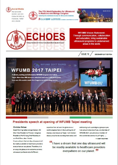Click here to download the latest Echoes Issue