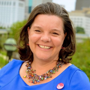 Catherine Girves, Yay Bikes! Executive Director