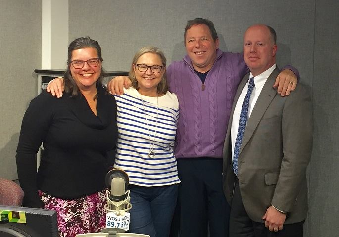 Catherine joins Steve Magas, the Ohio Bike Lawyer, and James Young of the Columbus Public Service Department to talk bikes on WOSU's Ann Fisher Show.
