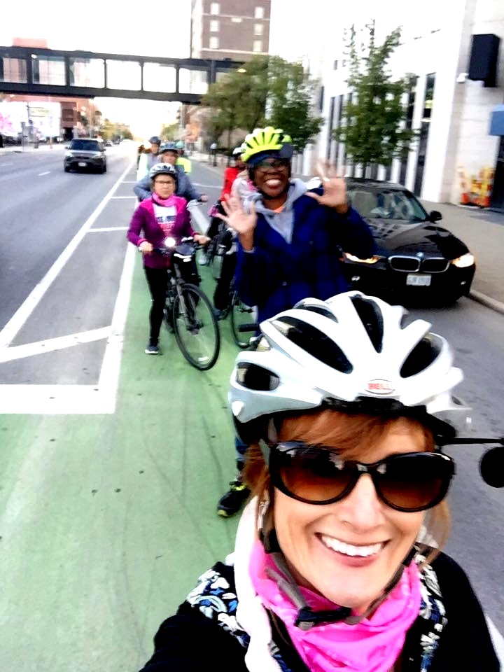 How We Roll - For Yay Bikes! Members
