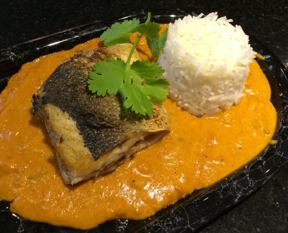 Zanzibari Coconut Fish Curry