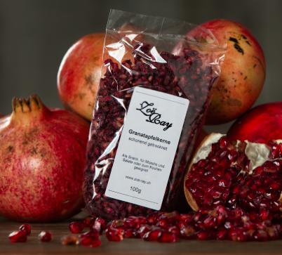 Zoe Ray Pomegranates
