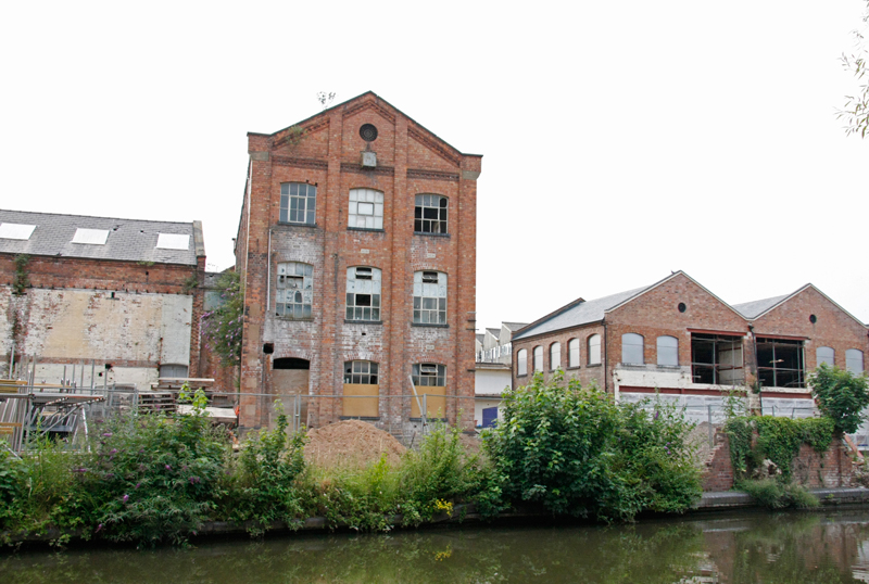 Canal, Sidbury, Worcest