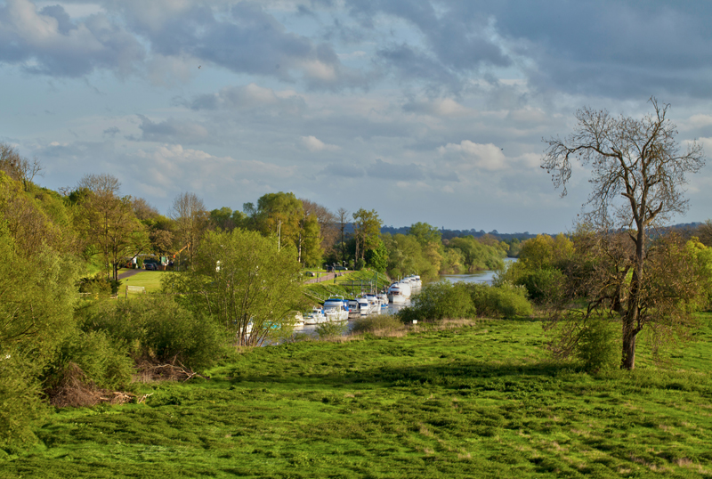 River Avon, Worcestershire