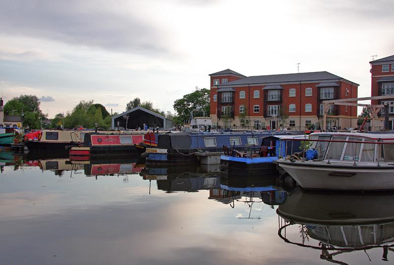 Diglis Basin, Worcester