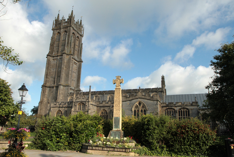 St John the Baptist Church, Glastonbury, Somerset