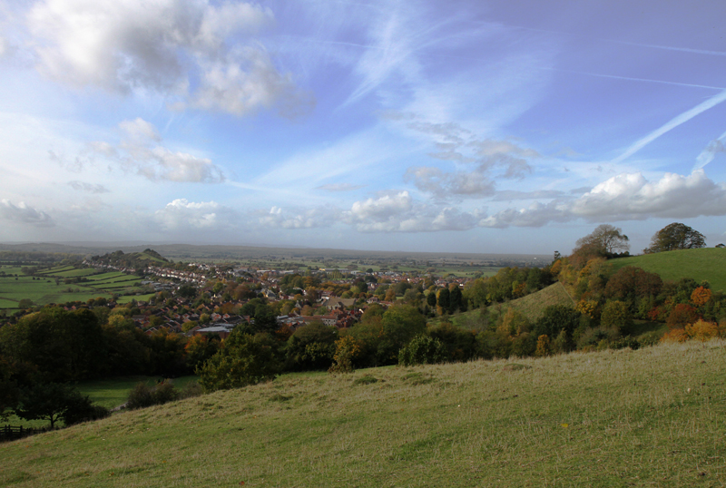 Glastonbury, Somerset