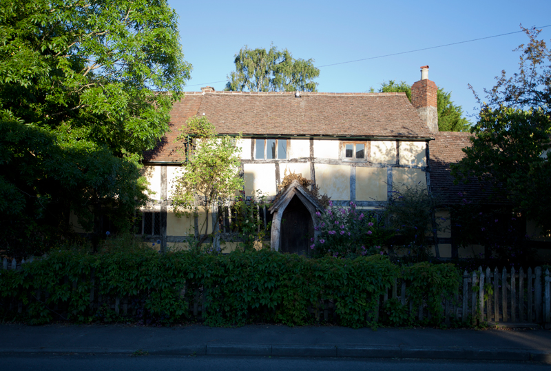 Old cottage, Eardisland, Herefordshire