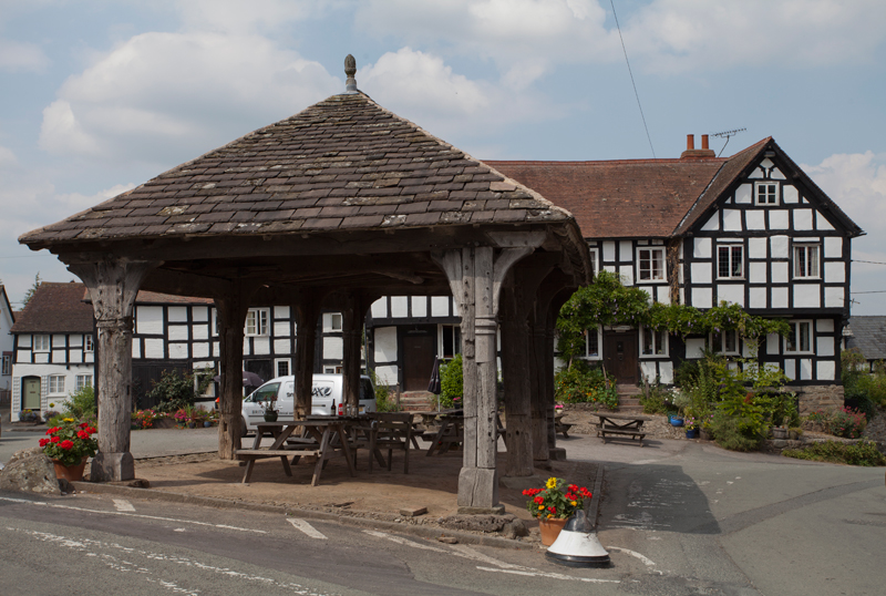 Old Market Hall, Pembridge, Herefordshire