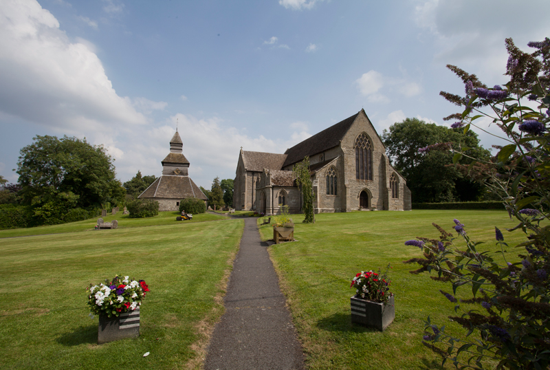 St Mary's Church, Pembridge, Herefordshire