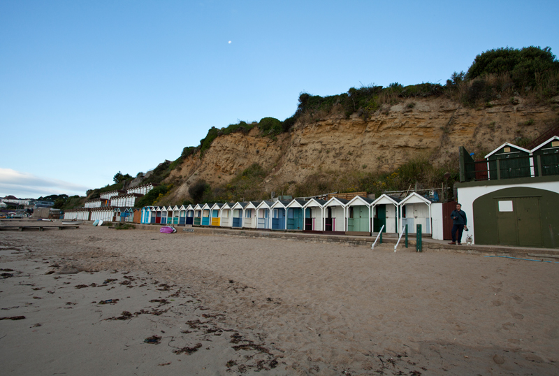 Beach Huts, Swanage