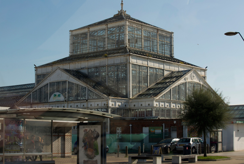 Winter Gardens, Great Yarmouth, Norfolk
