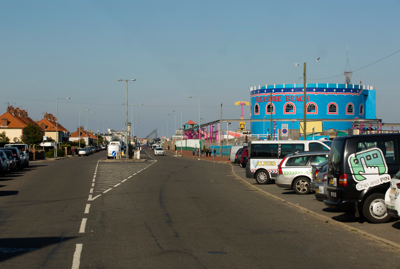 Great Yarmouth Promenade, Norfolk