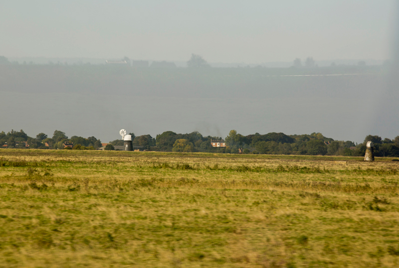 Wind pumps, Norfolk