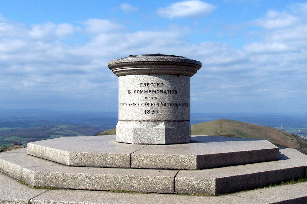 Toposcope Worcestershire Beacon