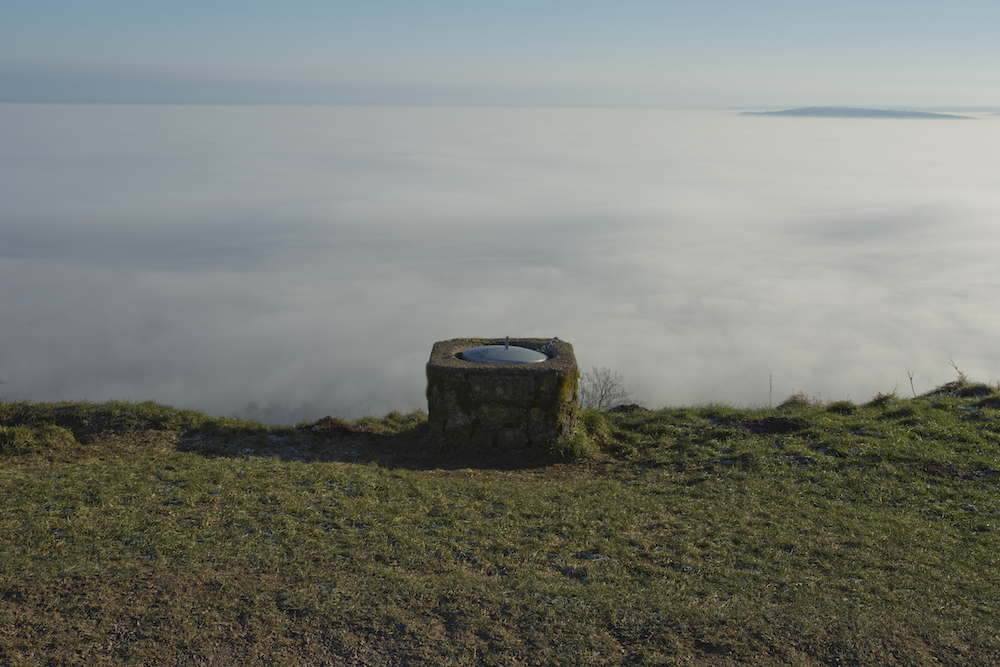 Bin above the Clouds, Worcestershire Beacon