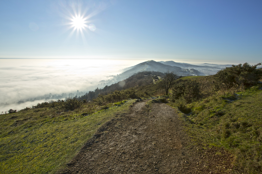 Above the Clouds, Malvern Hills