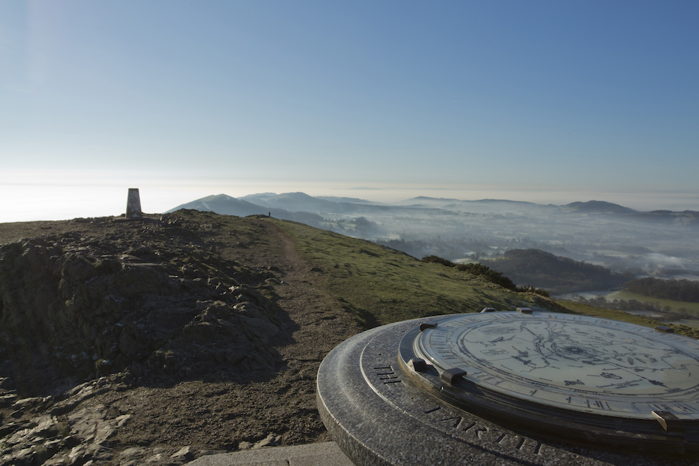 Worcestershire Beacon, Malvern Hills