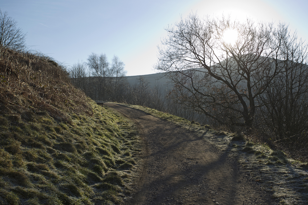 Path around Sugar Loaf Hill