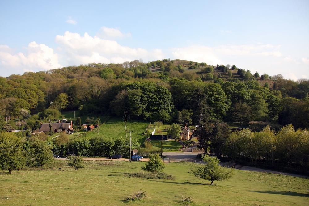 Midsummer Hill Malvern Hills