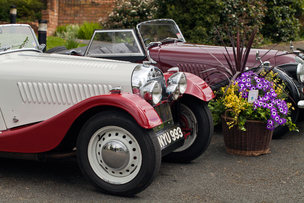 Morgan Cars, Malvern