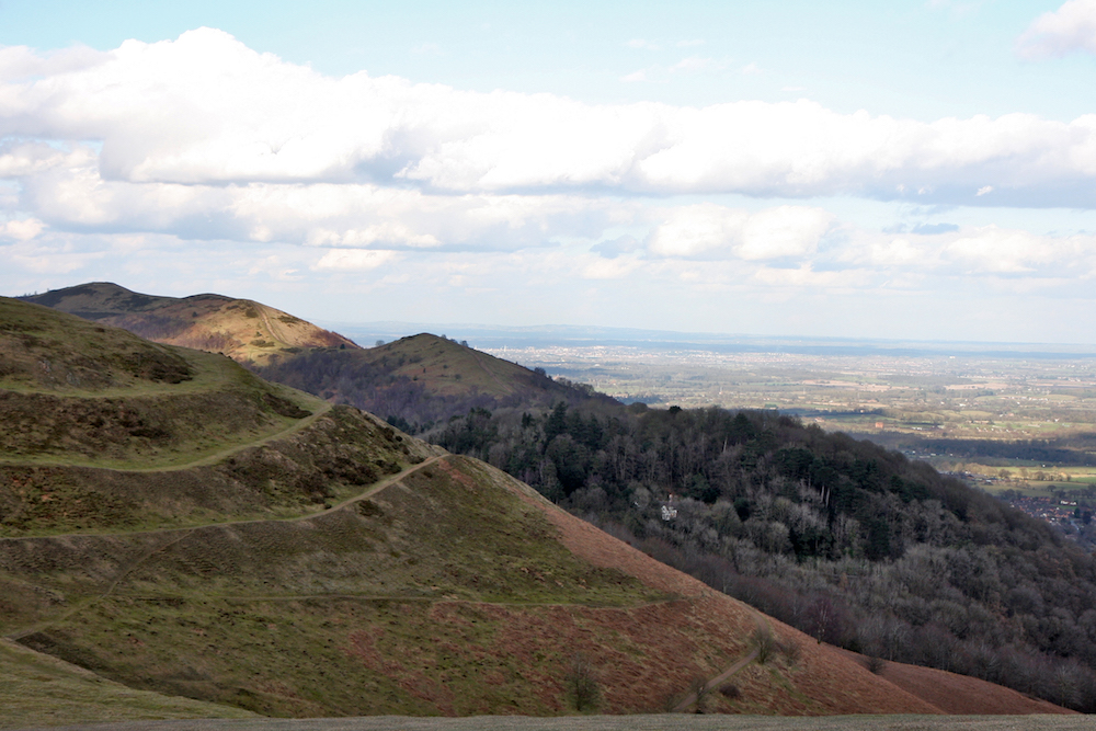 British Camp, Malvern Hills
