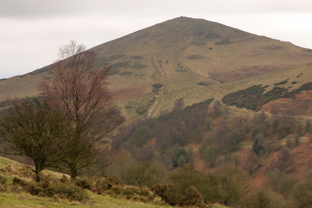 The Worcestershire Beacon, Malvern Hills