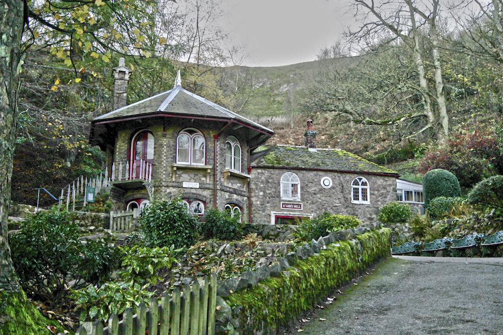 St Ann's Well, Malvern Hills