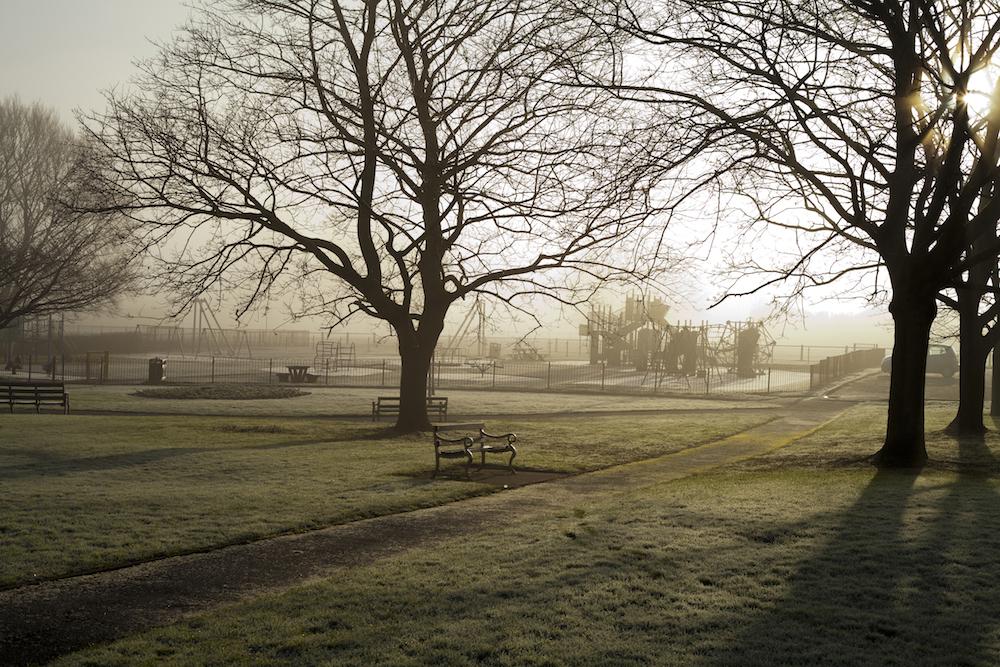 Victoria Park, Malvern Link