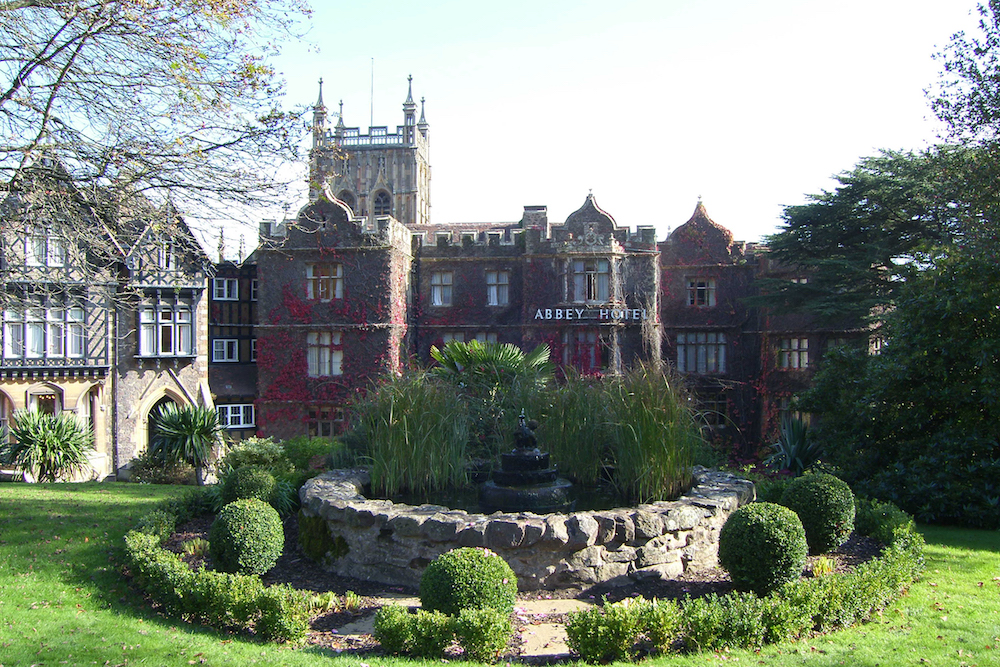 Abbey Hotel and Gardens, Great Malvern